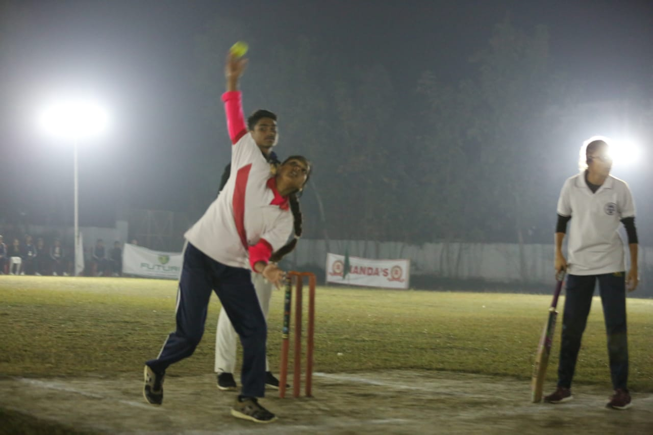 1st District Girls Cricket Tournament